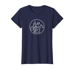 Casual Friday Teacher Tees - Cute Inspirational Growth Mindset T-Shirts For Fun Teachers