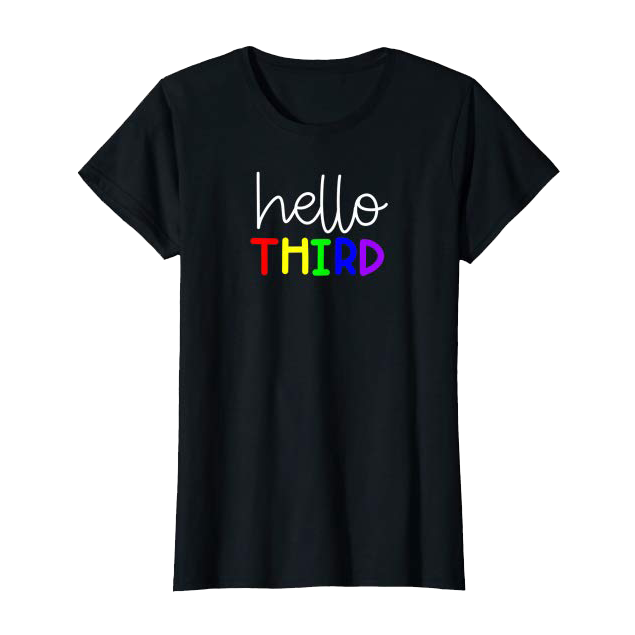 Available in many color options!  Cute and simple Teacher T Shirt sayings, designs, and quotes - you will love this growth mindset teacher tshirt!  The best teacher shirt designs anywhere!  #teacherstyle #teachertshirts #teachertees #teachersfollowteachers #teacherspayteachers #teachers #iteach #iteachtoo #teacherfashion #teaching #teacherslife #iteachthird #iteach3rd
